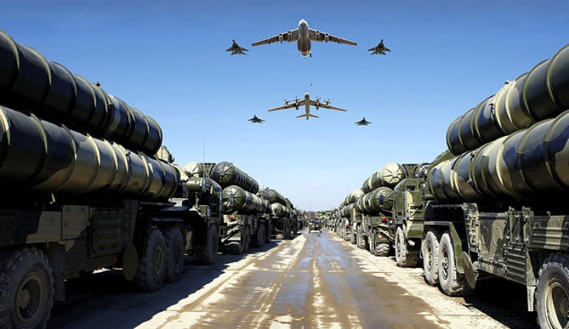 Воздушно космические войска россии где находятся военные части