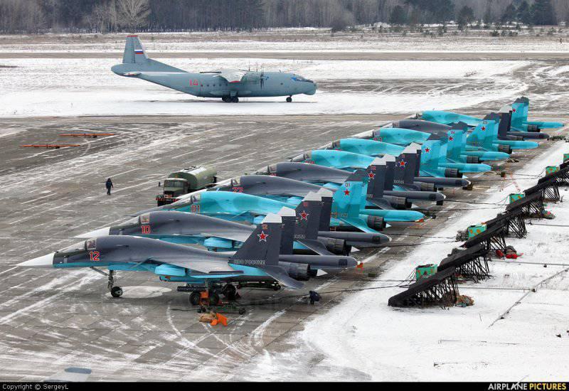 Боевые части ввс россии